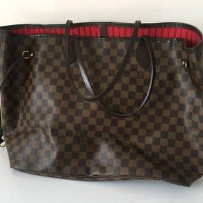 Louis Vuitton Neverfull GM Damier N51106
