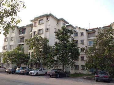 Apartment Bandar Baru Kundang BBK