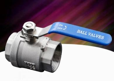 High Temperature 316 Stainless Steel Ball Valve