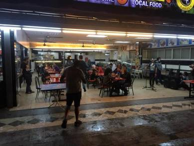 Restaurant/food court for take over