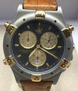 JPS Quartz Watch