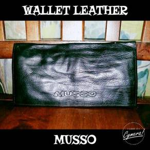 Wallet Leather Musso