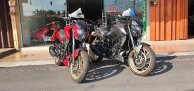 Modenas Dominar 400