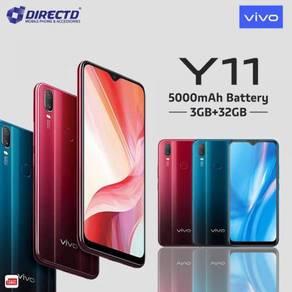 VIVO Y11 (3GB RAM   32GB ROM   5000 mAh BATT)MYset