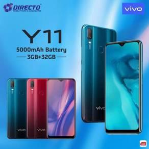 VIVO Y11 (3GB RAM/32GB   5000 mAh BATTERI) TERBARU