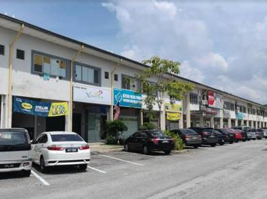 First floor shop office bukit rimau kota kemuning shah alam