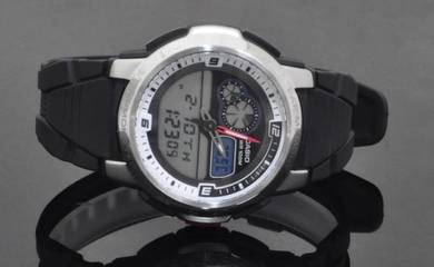 Casio EDIFICE Thermometer Watch AQF-102W-7BVDF