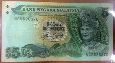 Malaysia rm5, 5th series. nc5528370