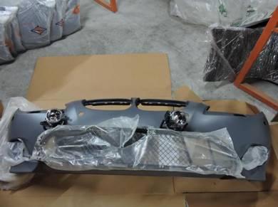 BMW E60 M-Sport Bumper COMPLETE FULL SET+Fog lamp