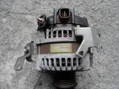 Toyota estima/vellfire/harrier alternator
