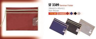 Beg Seminar. Folder Bag Non Woven kod SF3509