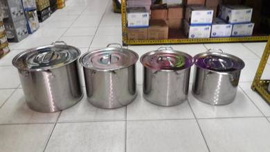 Periuk stainless steel