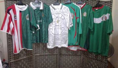 Jersey fans version combo 6helai MEXICO