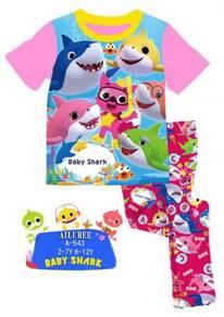 Brand Ailubee Pyjamas BABY SHARKS DOO DOO DOO A543
