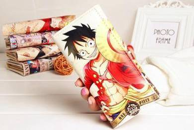 Anime wallet - one piece