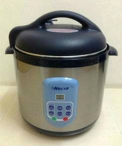 Noxxa elektrik multifantion pressure cooker