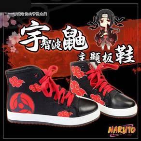 Naruto Uchiha Itachi canvas shoes