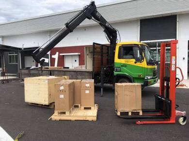 Nissan crane hino isuzu BDM 7500 13500KG rebuild