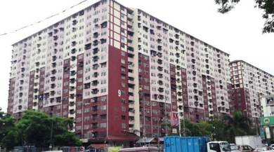 Pangsapuri Desa Mentari , Sunway, Good Location (Block 9)