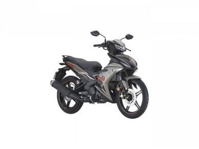 Year 2020 Yamaha Y15ZR V2 Promosi Hebat !!!!!!!!!