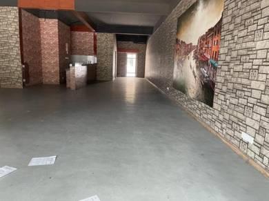 CBD 2 Perdana CYBERJAYA SHOP LOT G-Floor RENOVATED SHOP RESTAURANT