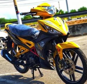 (125 King) Sym Sport Rider 125 dash wave