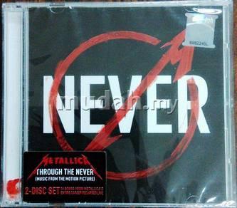 CD METALLICA Through The Never 2CD