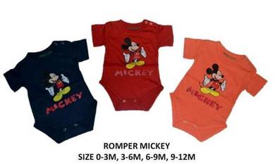 Style Charming BabyMickey Romper