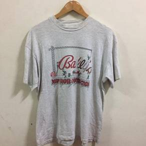 Vintage Body Under Construction Size L Made In USA