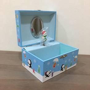 Xmas Theme Music Box / Accessories Box