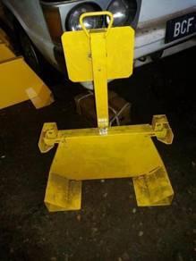 Wheel Clamp Big Small KL - Pengunci Tayar new