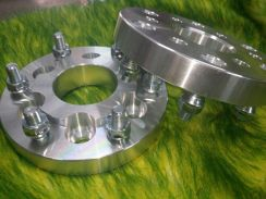 15mm 6x139.7 Wheel Spacer Hilux Triton Pajero Dmax