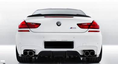BMW F06 M6 Carbon Fiber M4 Style Spoiler Bodykit
