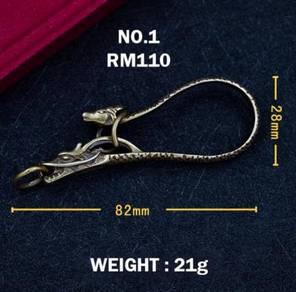 Special Dragon Keychain Copper | Keychain Tembaga