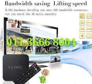 4K media player android smart pro tv box hd iptv