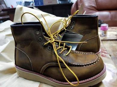 Red Wing Shoes 8875 Coffee