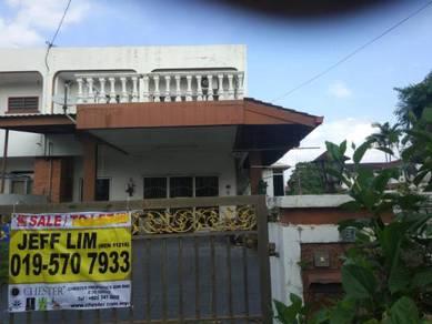Freehold Corner Semi D At Ipoh Pasir Puteh