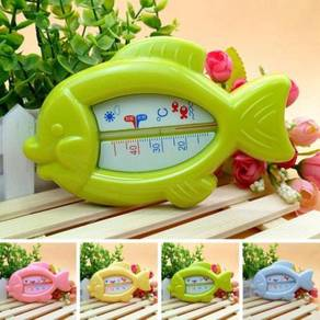 Floating Fish Water Thermometer Baby Bath Toy