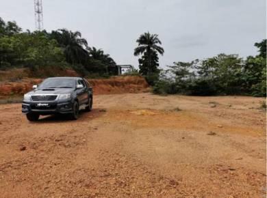 Tanah 1.6ekar Bukit Cherakah Shah Alam