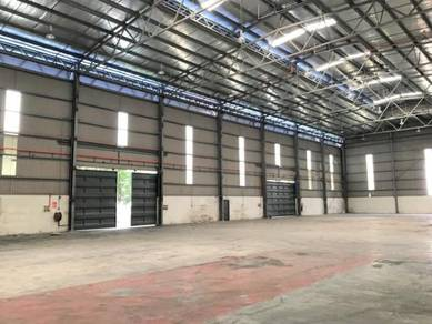 Shah Alam, Well Maintained Detached Factory for SALE
