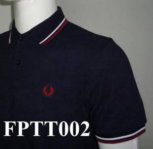 Fred Perry Twin Tipped Polo - CODE FPTT002