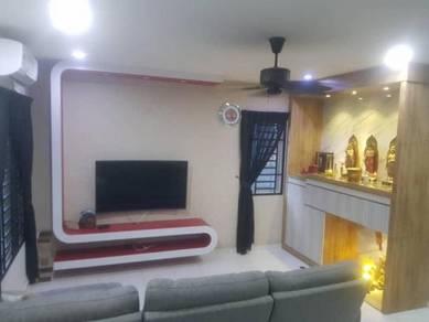 Double Storey Endlot Terrace House Jalan Setia 9 ,Taman Setia Indah