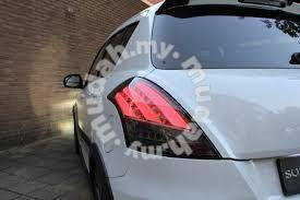 Suzuki swift 10 to 14 led tail lamp light bar
