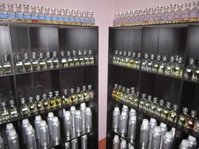 Pati Minyak Wangi Jenama Antarabangsa Fragrance