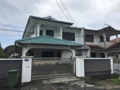 Double Storey Semi Detached at Pujut 7D , Miri
