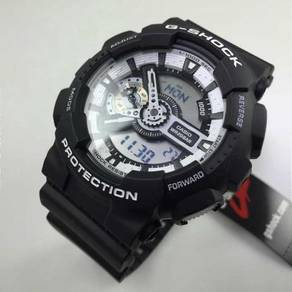 Watch - Casio G SHOCK GA110BW - ORIGINAL