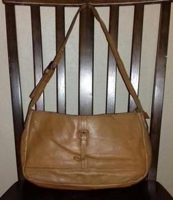 Shoulder Bag Leather Unbrand II