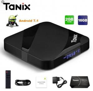 TX3 Tanix 2g/16g Android stable box tv max