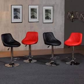 Elegant Modern Backrest Bar Stool YGBS11071R/BL KL