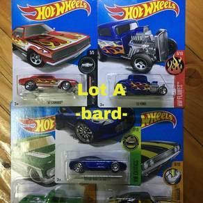 Hotwheels Lot Sale A-G